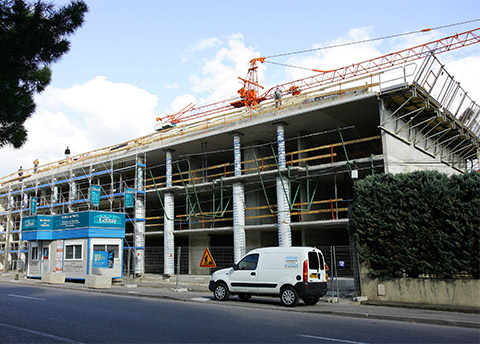 Bâtisseur professionnel dans le Var